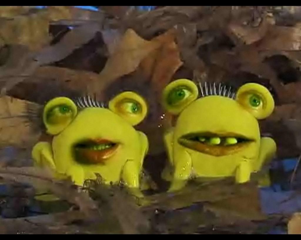 grenouilles tac