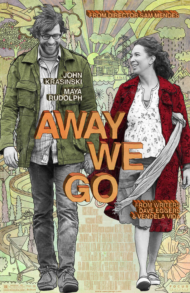 affiche away-we-go
